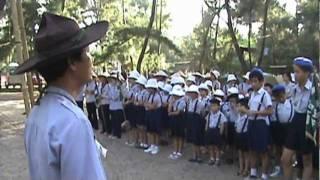 Sinh Hoạt Đầu Ngày - Trại Hè Phan Thiết 2009  - GĐPT Đức Chơn