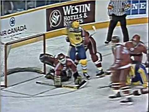 Кубок Канады 1987 года, обзор игр