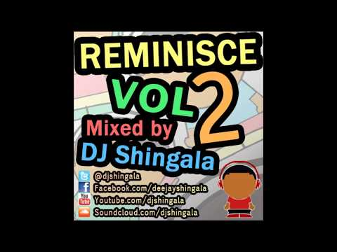 Reminisce Vol 2 - Hip Hop R&B Rap 2000's Mix (1999