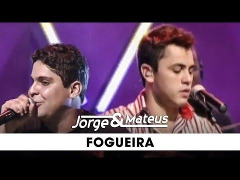 Jorge E Mateus - Fogueira
