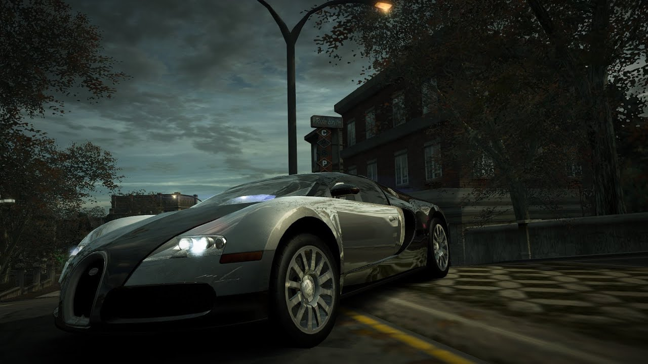 nfs world bugatti veyron 16 4 youtube. Black Bedroom Furniture Sets. Home Design Ideas