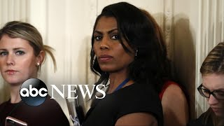 Trump adviser Omarosa Manigault Newman resigns