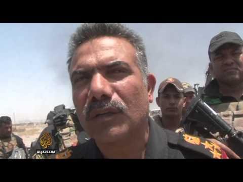 Iraqi troops advance on ISIL-held Beiji oil refinery