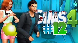 The Sims 4 | GLITCHING AND FARTING #12