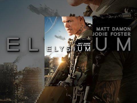 Amazoncom: Elysium: Matt Damon, Jodie Foster