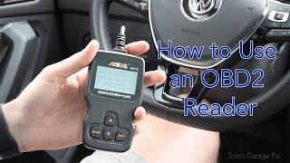 How to Use an OBD2 Reader - Tom's Garage Fix
