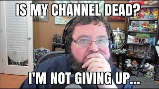 Did I Kill My Youtube Channel?  I