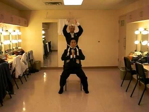 Kombat Dancers Gone Haywire (Alex Wong & Daniel Baker)