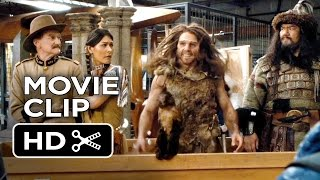 Night at the Museum: Secret of the Tomb Movie CLIP - Deceptively Large Box (2014) - Movie HD