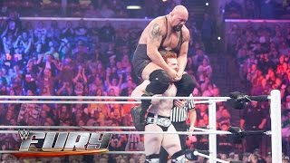 12 electric chairs that will shock you: WWE Fury