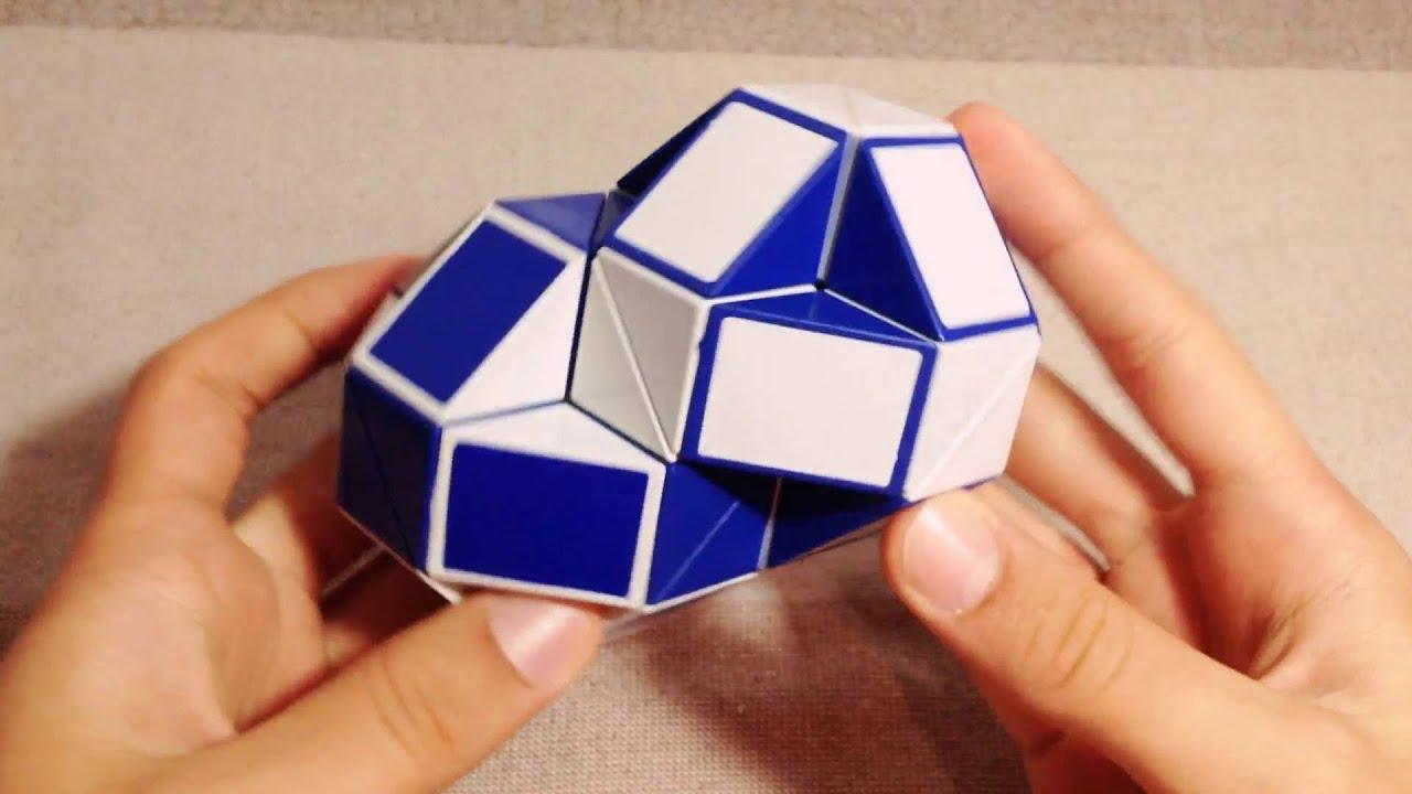 Как сделать из змейки шарик по шагам