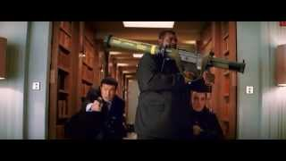 Download Kick Ass Movie two Miniguns scene (HUN-Magyar) 720p 3Gp Mp4