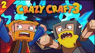 Minecraft Mods ★ PAC MAN DEATH MONSTER (2) ★ Crazy Craft 3