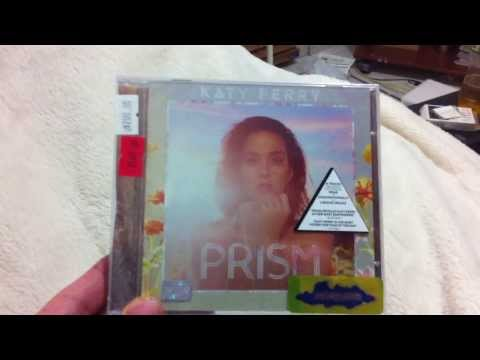 Katy Perry - Prism (deluxe) Unboxing
