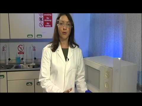 Melting LB Agar Using a Microwave