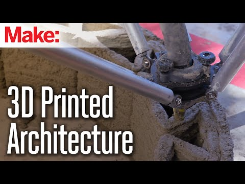 Wasp: 3D Printed Houses