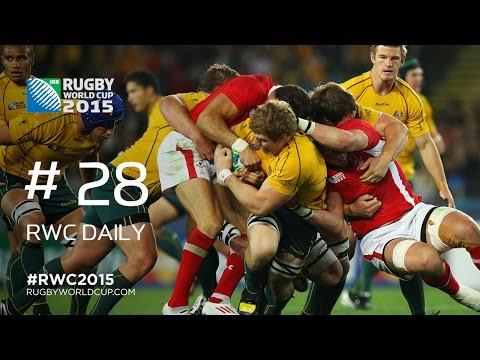 Australia v Wales - Clash of the Titans - RWC Daily