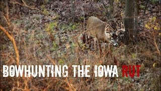 Episode Two: Bowhunting the Iowa RUT