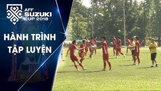 Đội tuyển Việt Nam tập sáng 21/11 | VFF Channel