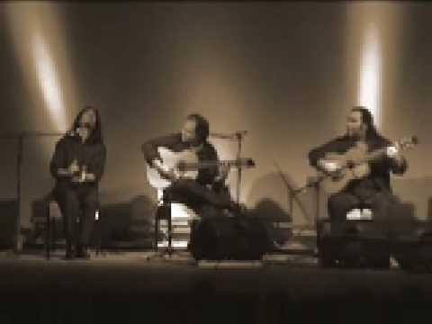 Rafael Cortés por Tangos (cante)