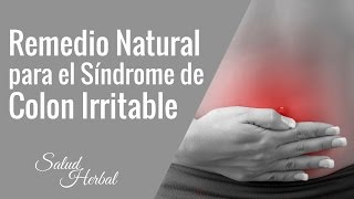 Sindrome De Colon Irritable Tratamiento Natural | Tratamiento Para El Colon Irritable Con Diarrea