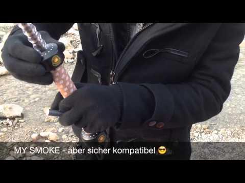 AMY MY SMOKE vs. Starbuzz E-Hose Review