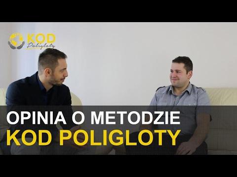 Opinia O Kod Poligloty:  Marcin - Angielski