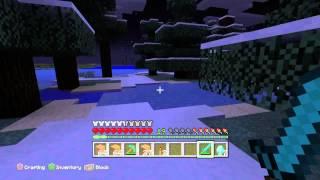 Minecraft: PlayStation®4 Edition Real Herobrine Sighting  2015 pt.5