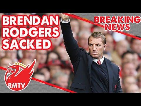 Brendan Rodgers Sacked  | Breaking News Reaction (Uncensored)
