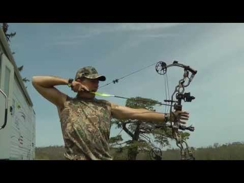 Hoyt Carbon Spyder Review and Long Shots