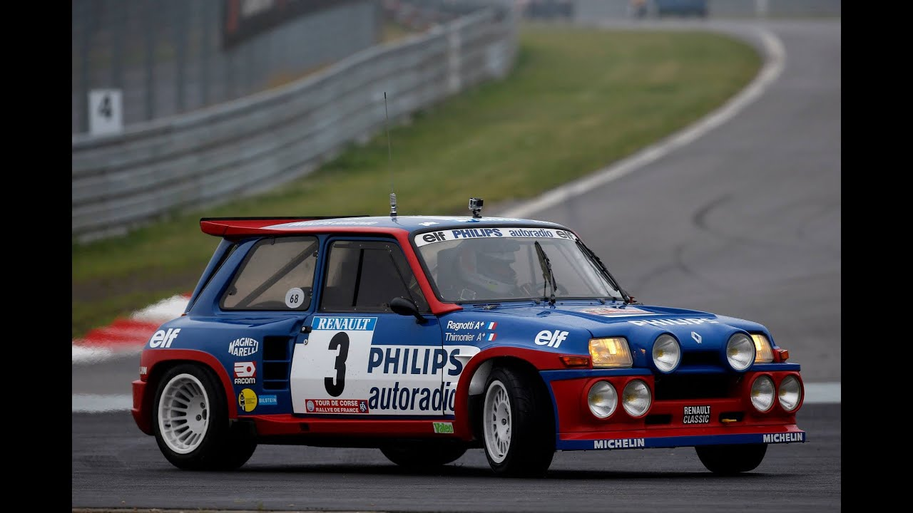 world series by renault 2014 jean ragnotti s show in his renault 5 maxi turbo youtube. Black Bedroom Furniture Sets. Home Design Ideas