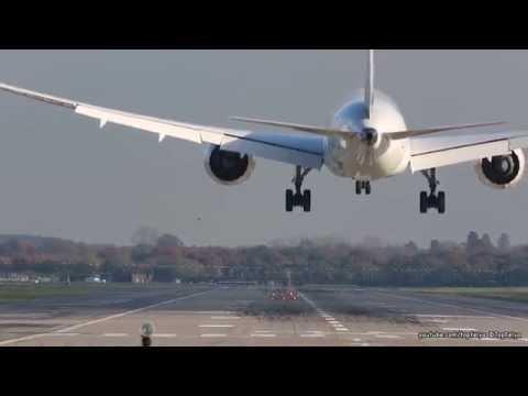 Magic soft Landing Boeing 787-8