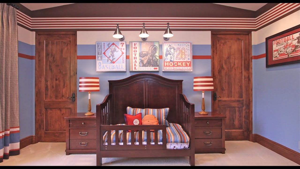 Bedroom decorating ideas for kids when the sky 39 s the for Room decor for 6 year old boy