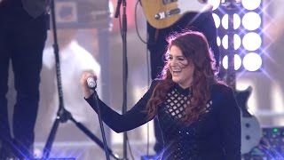 Meghan Trainor Me Too Live Today Show 2016
