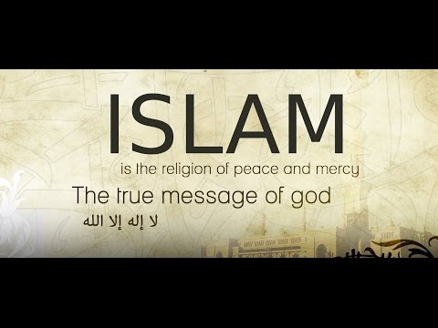 Islam is not a Nationality !