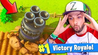 ROCKET CRASH *FOUND* in Fortnite: Battle Royale!