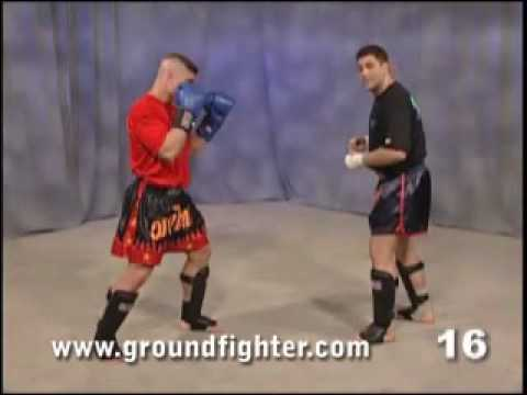 Duke Roufus, Muay Thai, Full Contact Kickboxing, MMA Kicks Image 1