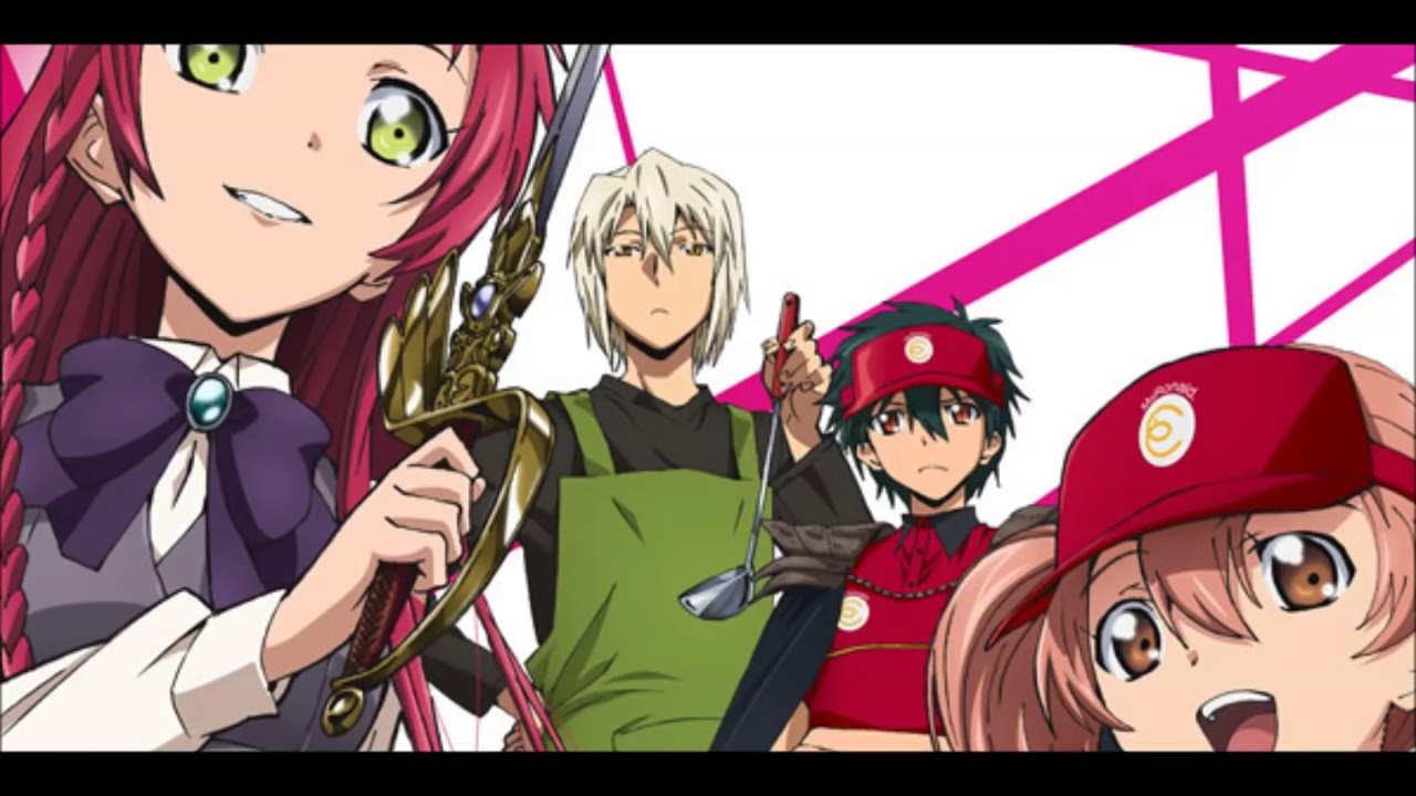 The devil is a part timer opening 1 full youtube