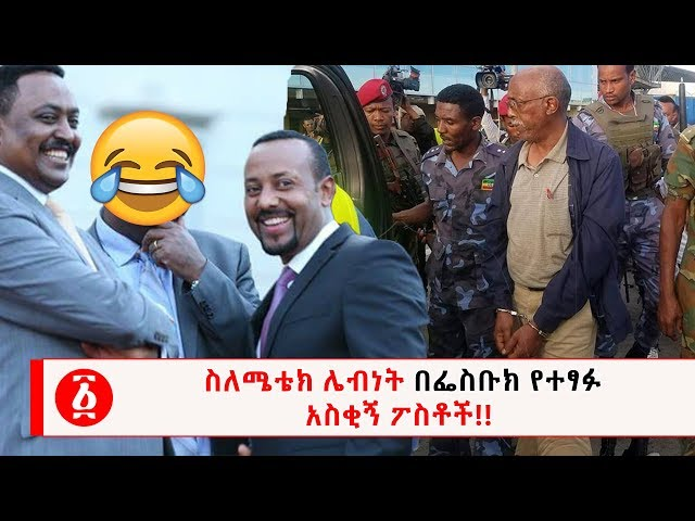 Ethiopia: Funny Social Media Posts About The Corrupt METEC