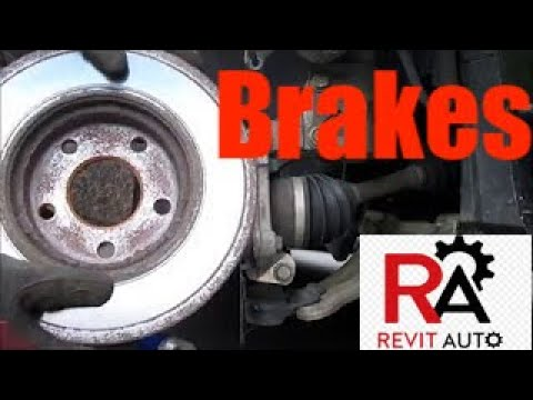 Service Manual 2008 Pontiac G5 Rear Caliper Seal Change