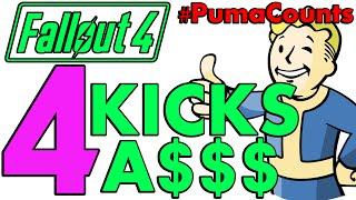 4 Reasons Why Fallout 4 Kicks Fallout 3 and New Vegas A$$$$ #PumaCounts