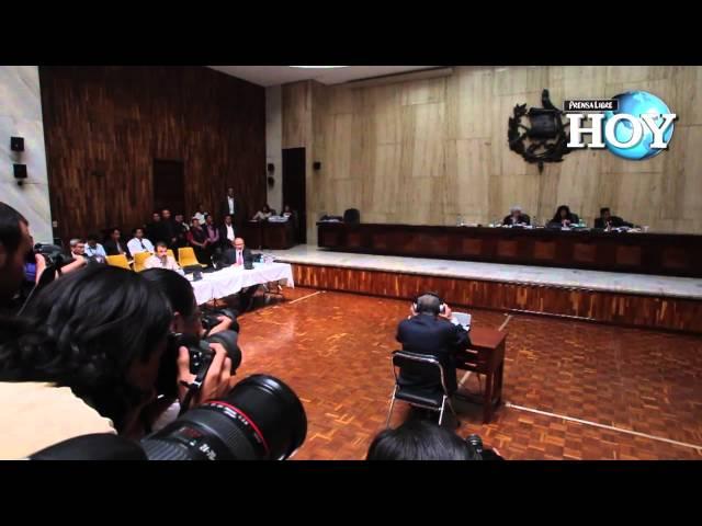 Ríos Montt enfrenta juicio por genocidio