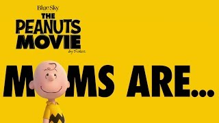 The Peanuts Movie | We Love Moms [HD] | Fox Family Entertainment