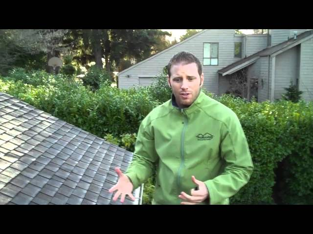 Kirkland Roof Contractor, Pro Roofing Tip - The Solution to Different Roof Pitches