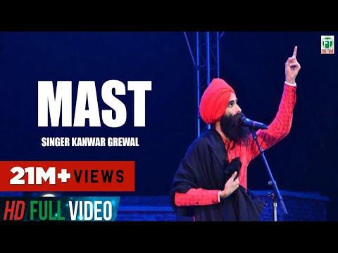 Kanwar Grewal | Official Mast Full Song HD | Latest Punjabi Songs | Finetone