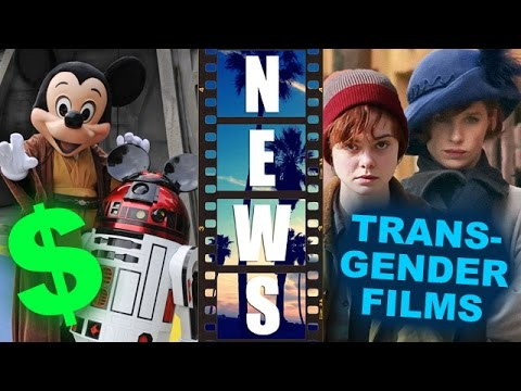 Star Wars Weekends 2015, Transgenders in Three Generations & The Danish Girl - Beyond The Trailer