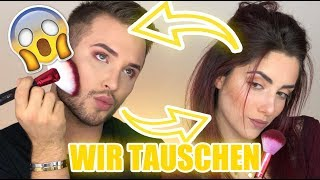 Switching Make Up Bags mit LUISA CRASHION | Maxim Giacomo