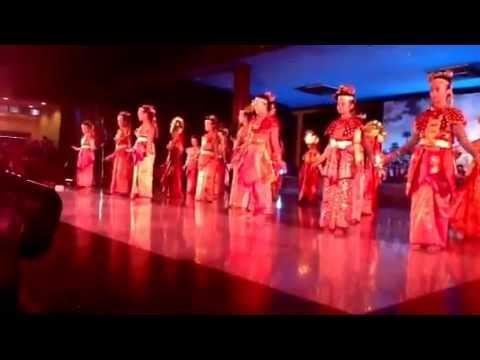 Gending  Sriwijaya - Traditional Art video