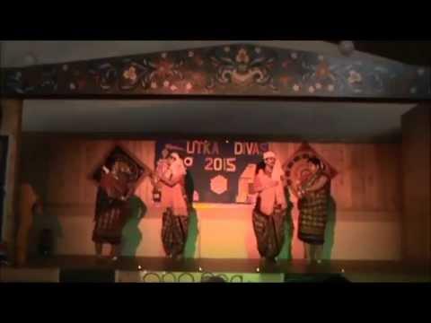 Sambalpuri Dance - Pakhana Upare Jharana video