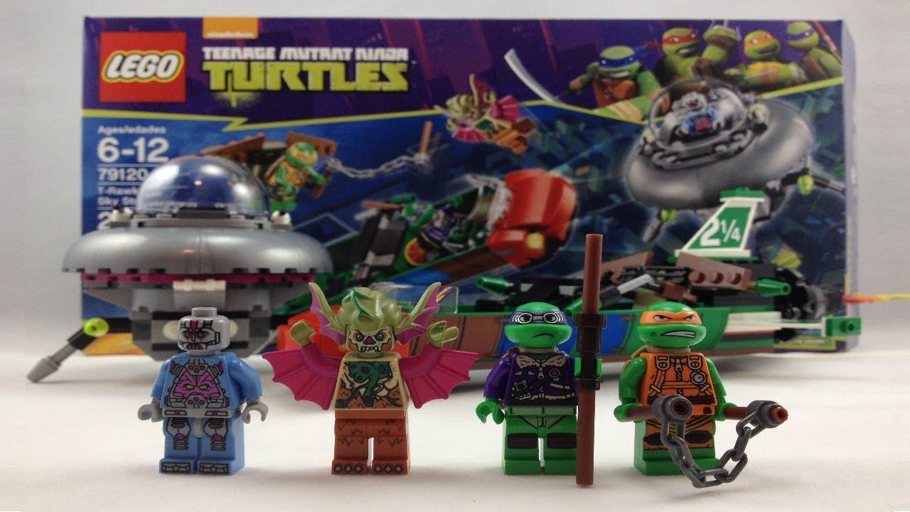 Amazoncom lego ninja turtles Toys amp Games